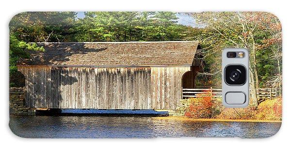 New England Covered Bridge Galaxy Case