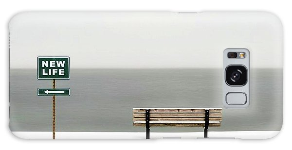 Galaxy Case - New Life by Emil Bodourov