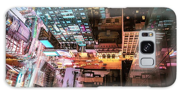New York City - Night Galaxy Case by Vivienne Gucwa