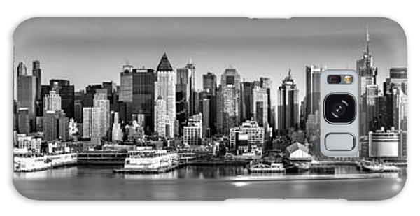New York City Panorama Galaxy Case
