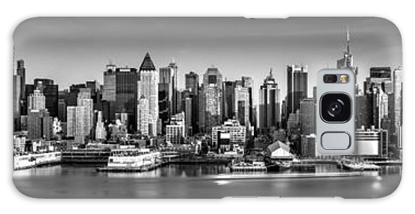 New York City Panorama Galaxy Case