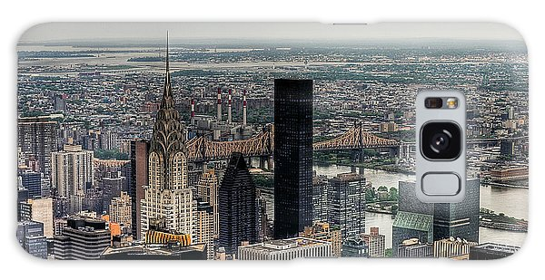 New York New York Galaxy Case by Don Mennig