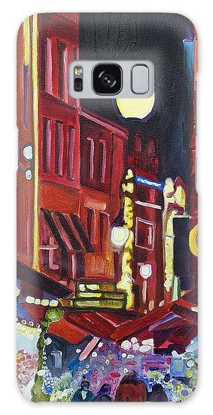 Night Market Galaxy Case by Patricia Arroyo