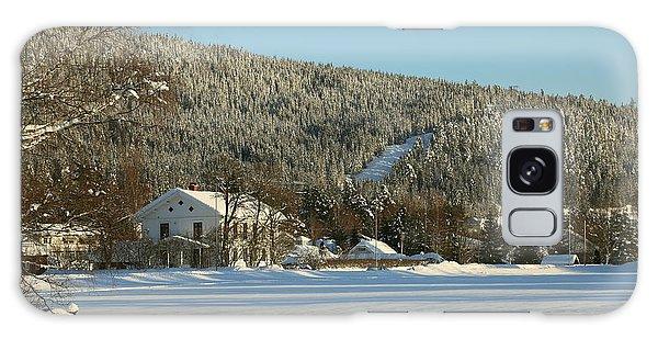 Norwegian Valley  Galaxy Case
