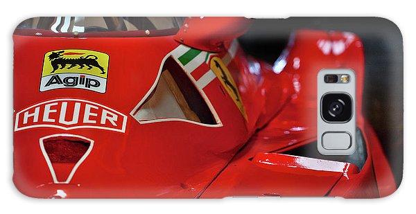 Number 11 By Niki Lauda #print Galaxy Case