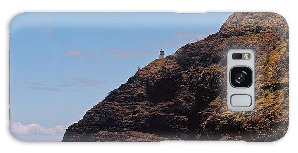 Oahu - Cliffs Of Hope Galaxy Case by Anthony Baatz