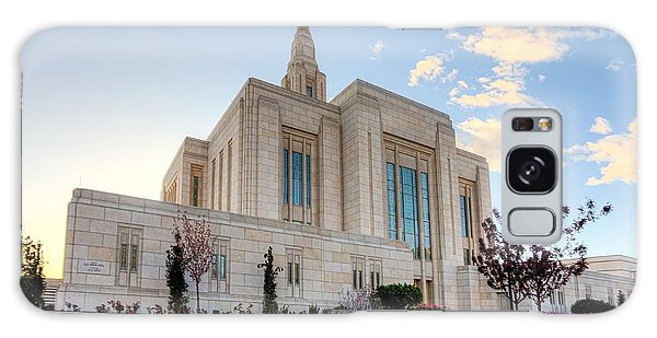 Ogden Temple Galaxy Case