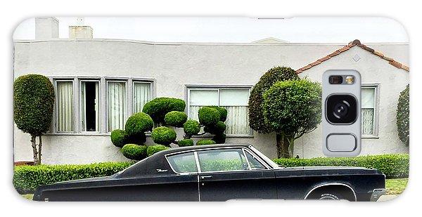 Galaxy Case - Old Car by Julie Gebhardt