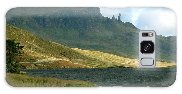 Old Man Of Storr Galaxy Case
