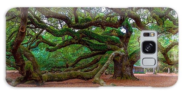 Old Southern Live Oak Galaxy Case