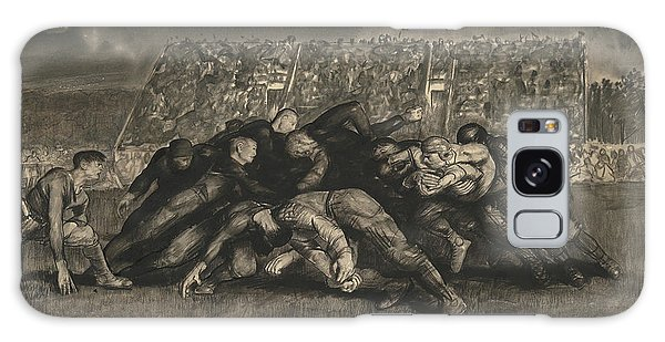 Sport Art Galaxy Case - One Long Arm Spined Animal With Six Legs by George Bellows
