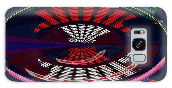 Opposit Arc Pattern Abstract Digital Graphic Art Interior Decorations Buy Painting Print Poster Pill Galaxy Case by Navin Joshi