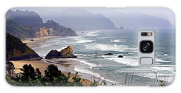Oregon Coastline Galaxy Case