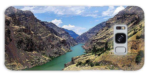 Oxbow Dam Tailwater Idaho Journey Landscape Photography By Kaylyn Franks  Galaxy Case