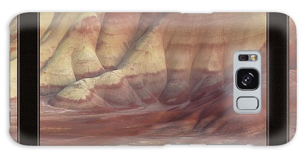 Painted Hills Triptych Galaxy Case by Leland D Howard