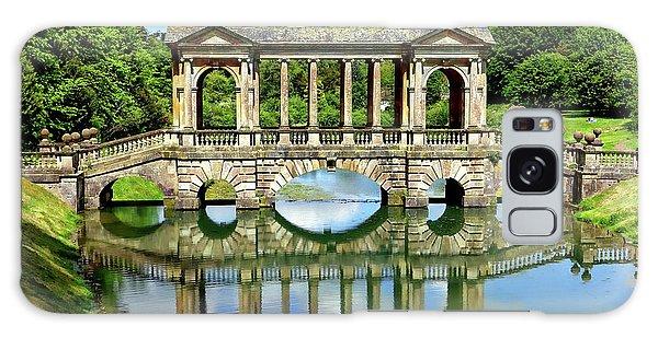 Palladian Bridge Nature Scene Galaxy Case