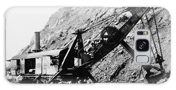 Panama Canal - Construction - C 1910 Galaxy Case