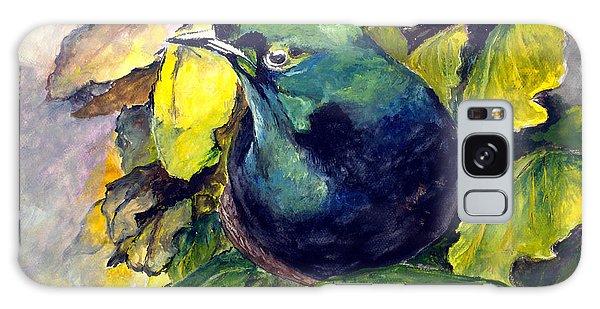 Paradise Bird Galaxy Case