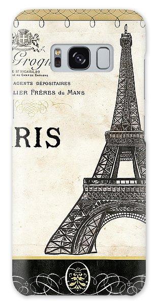 National Monument Galaxy Case - Paris Ooh La La 1 by Debbie DeWitt