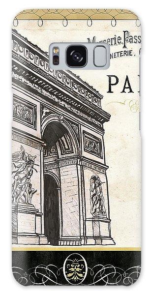 National Monument Galaxy Case - Paris Ooh La La 2 by Debbie DeWitt