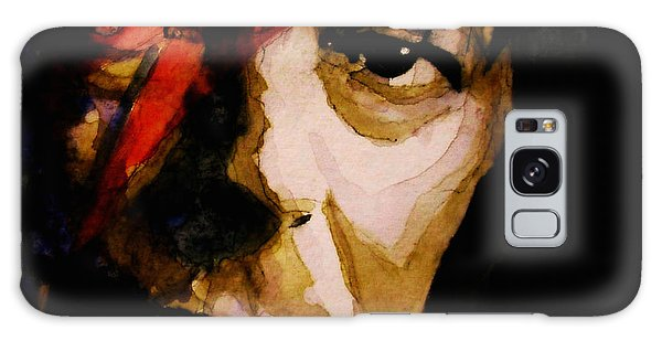 Celebrities Galaxy Case - Past And Present  by Paul Lovering