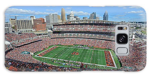 Paul Brown Stadium - Cincinnati Bengals Galaxy Case