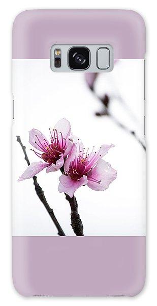 Peach Blossom Galaxy Case