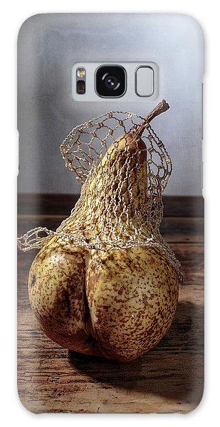 Metal Leaf Galaxy Case - Pear by Nailia Schwarz