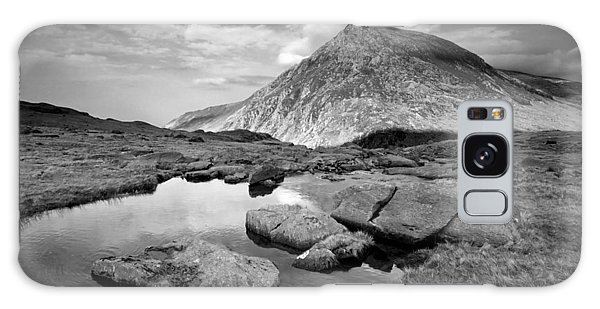 Pen Yr Ole Wen From Cwm Idwal Galaxy Case