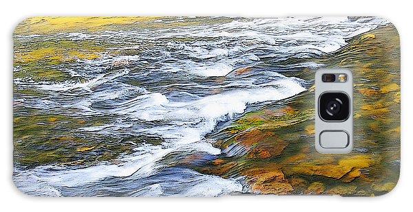 Pennsylvania Mountain Stream Galaxy Case