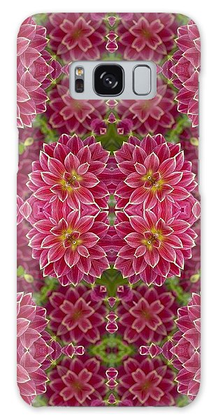 Perennial Garden Art Galaxy Case