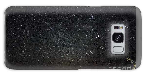 Perseid Meteor Shower Galaxy Case
