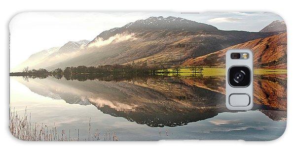 Scotland Nature Galaxy Case by Gouzel -