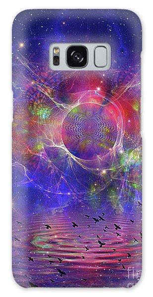 Photon Rings Galaxy Case