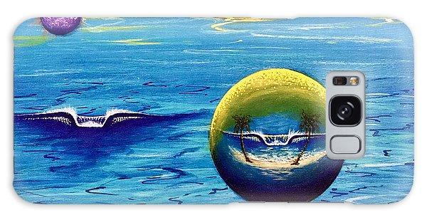 Planet Surf  Galaxy Case