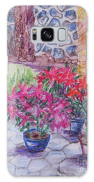 Poinsettias - Gifted Galaxy Case