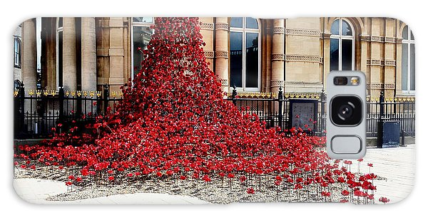 Poppies - City Of Culture 2017, Hull Galaxy Case