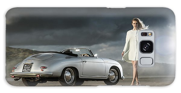 Porsche 356 Speedster With Model Galaxy Case