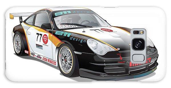 Porsche 996 Gt3 Cup Galaxy Case