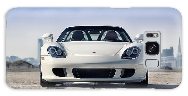 #porsche #carreragt Galaxy Case