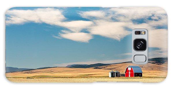 Prairie Red Galaxy Case