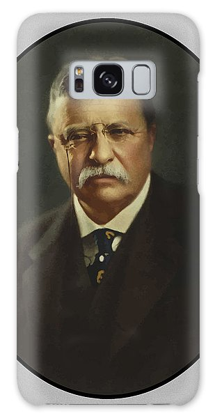 Hero Galaxy Case - President Theodore Roosevelt  by War Is Hell Store