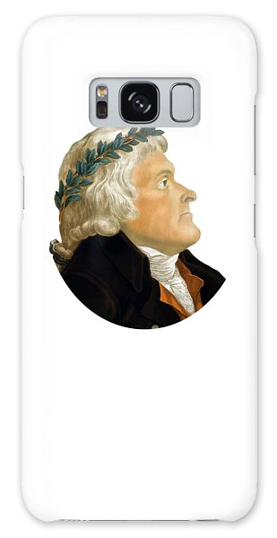 President Thomas Jefferson Galaxy Case by War Is Hell Store