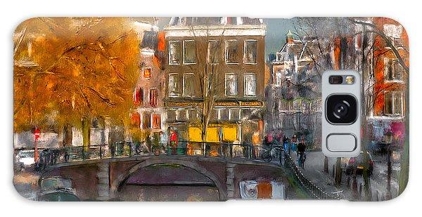 Prinsengracht 807. Amsterdam Galaxy Case