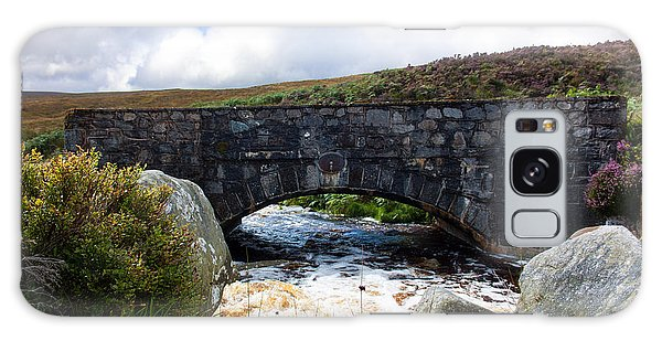 Ps I Love You Bridge In Ireland Galaxy Case by Semmick Photo