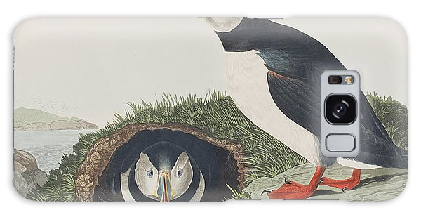 Puffin Galaxy S8 Case