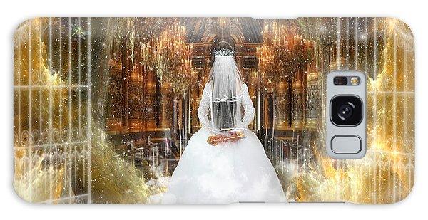 Pure Bride Galaxy Case