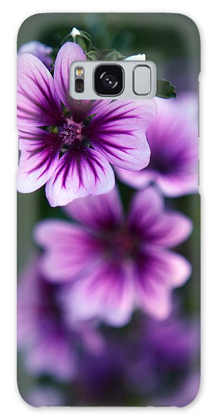 Purple Beauties Galaxy Case