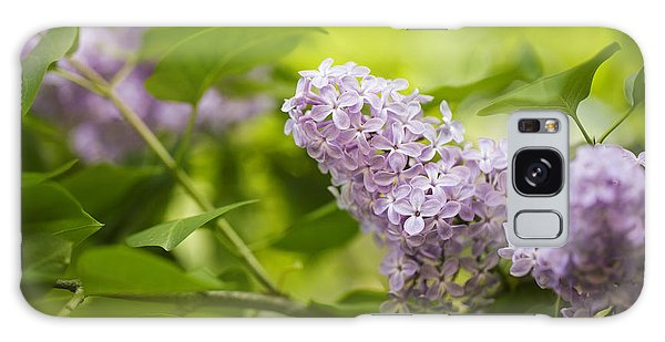 Limb Galaxy Case - Purple Lilac by Nailia Schwarz