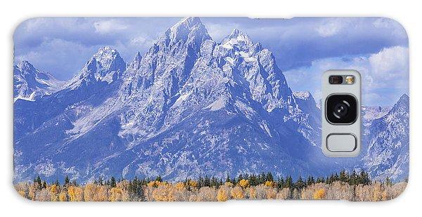 Purple Mountains Majesty Galaxy Case